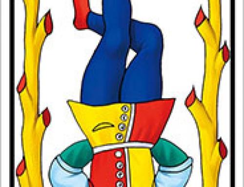 El Colgado, Significado del Arcano Mayor número 12