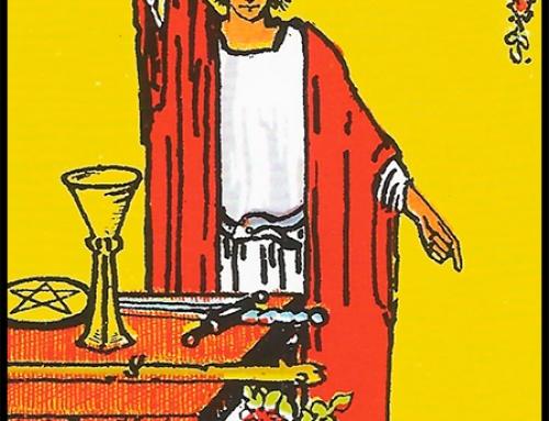 El Mago, significado e Interpretación del Arcano El Mago