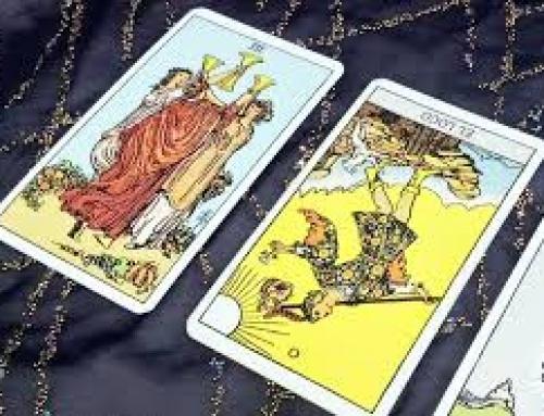 4 formas de interpretar las cartas del Tarot Invertidas