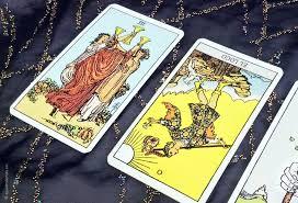 cartas de tarot invertidas