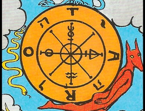 La Rueda De La Fortuna, Arcano Mayor número 10 ¿Qué significa y cómo interpretarla?