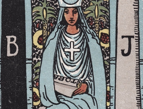 La Suma Sacerdotisa, Significado e Interpretación de las Cartas del Tarot